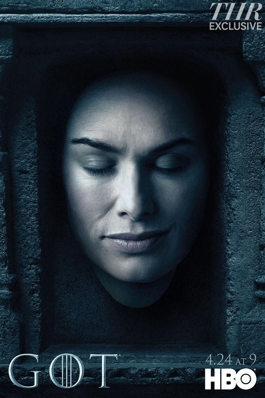 Game Of Thrones Teases Season 6 With Hall Of Faces Posters