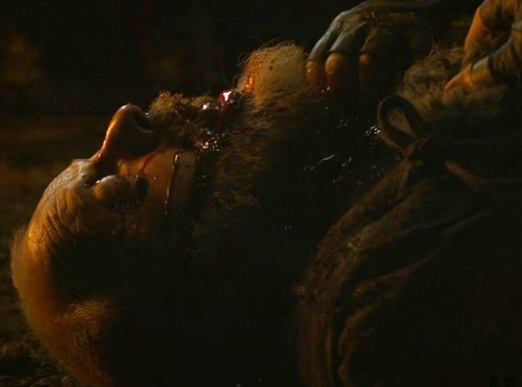 Craster dead