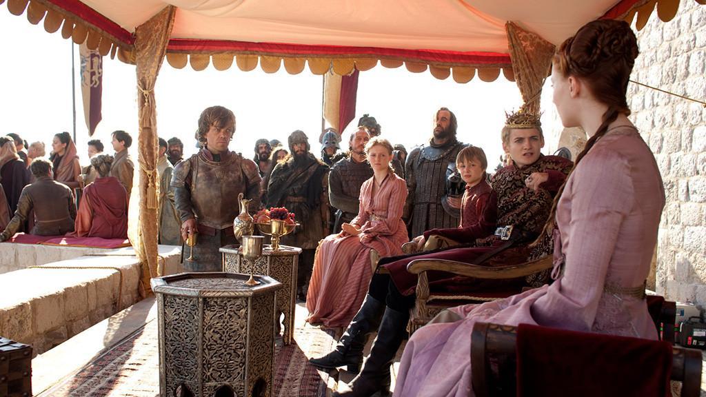 Joffrey's Name Day Tournament