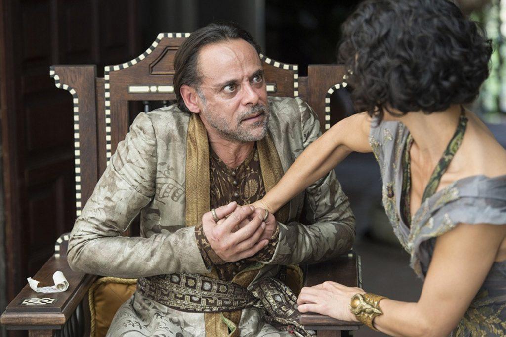Ellaira killes Prince Doran Martell
