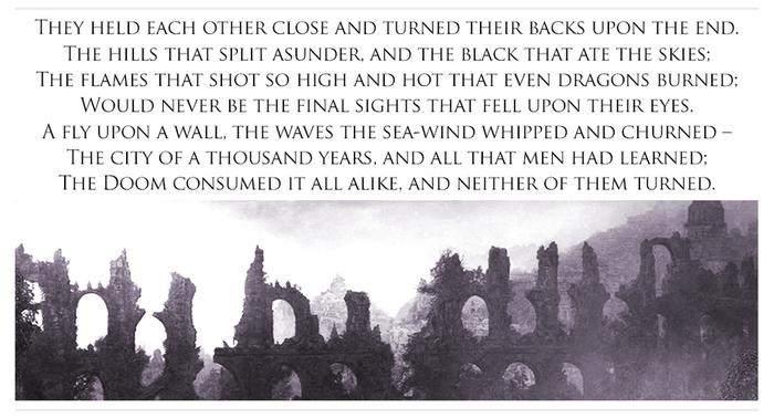 - Tyrion Lannister & Jorah Mormont