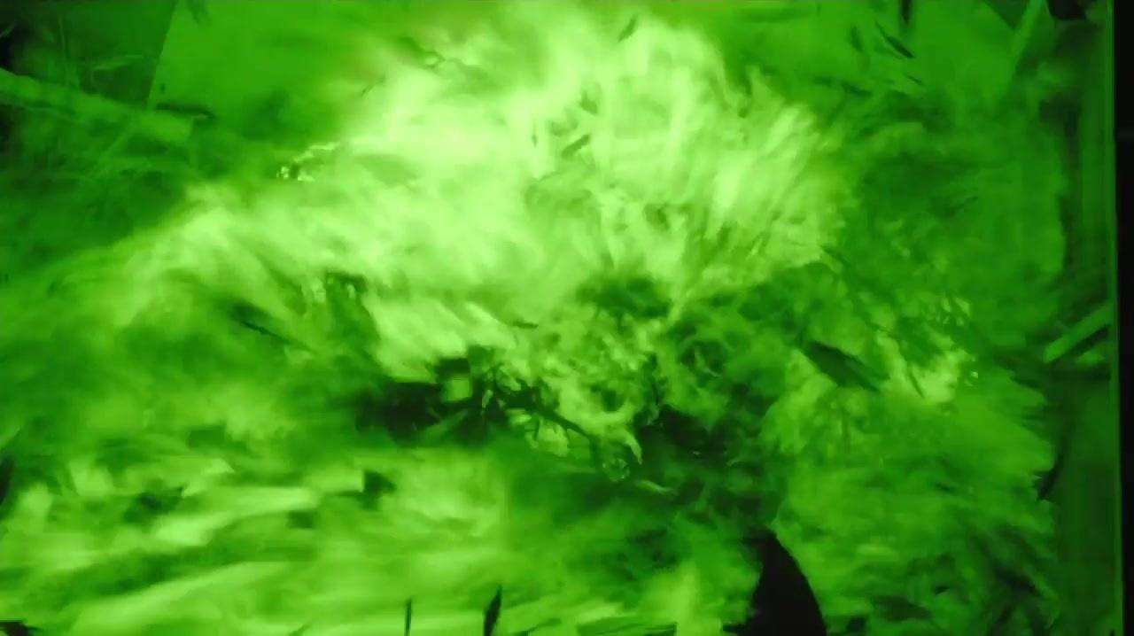 wildfire explos