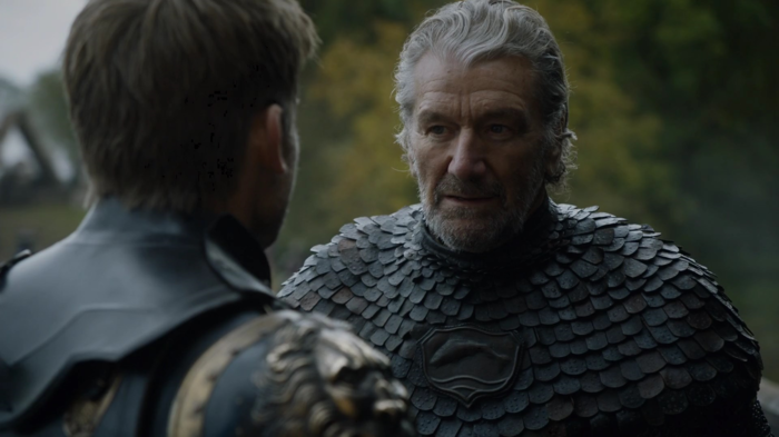 Clive Russell monarch of the glen