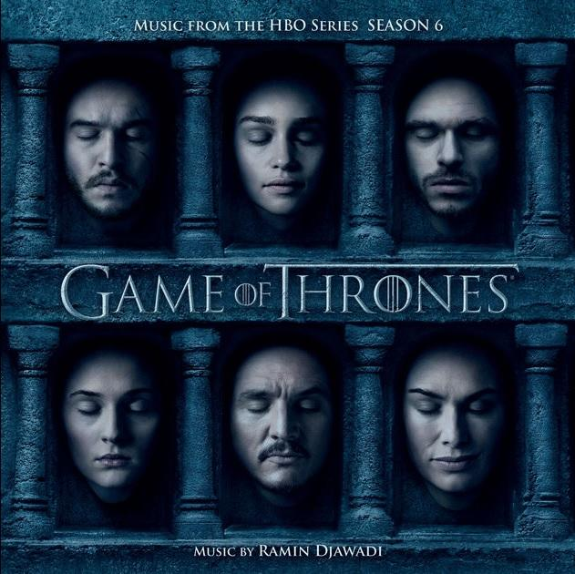 Game of Thrones season 6 soundtrack arriving June 24th
