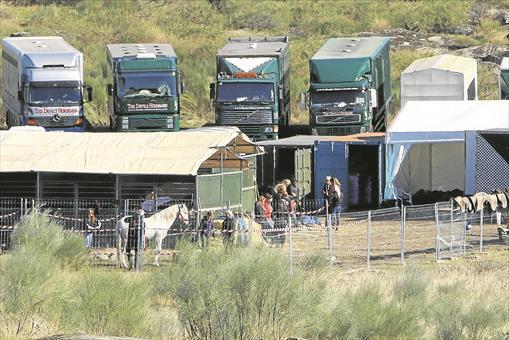 Photo by Francis Villegas for El Periódico Extremadura