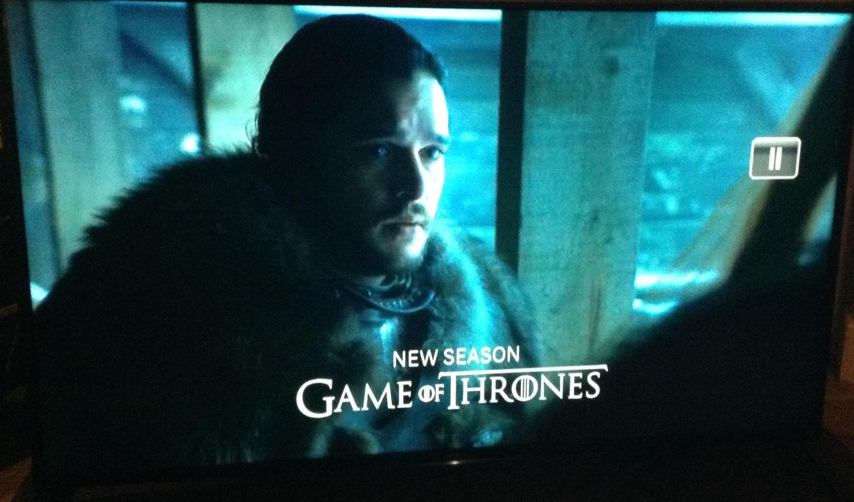 Game of Thrones temporada 7