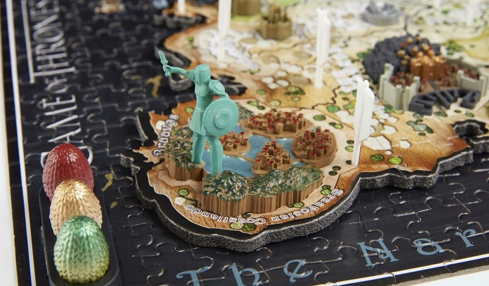 Win a 4D Game of Thrones Essos Puzzle! | Watchers on the