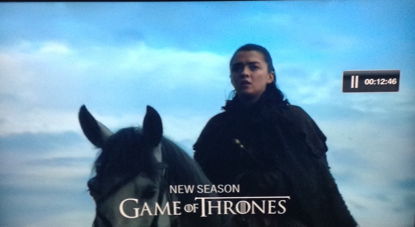 Арья - 7 сезон
