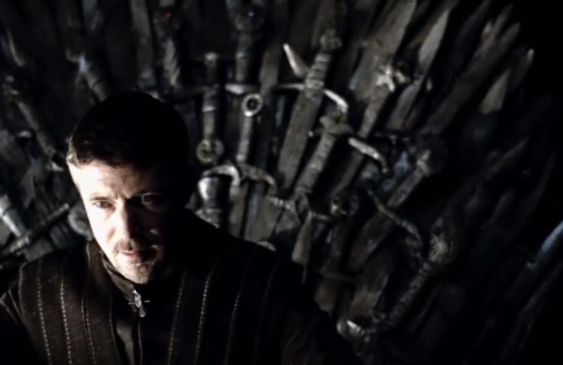 Littlefinger Throne