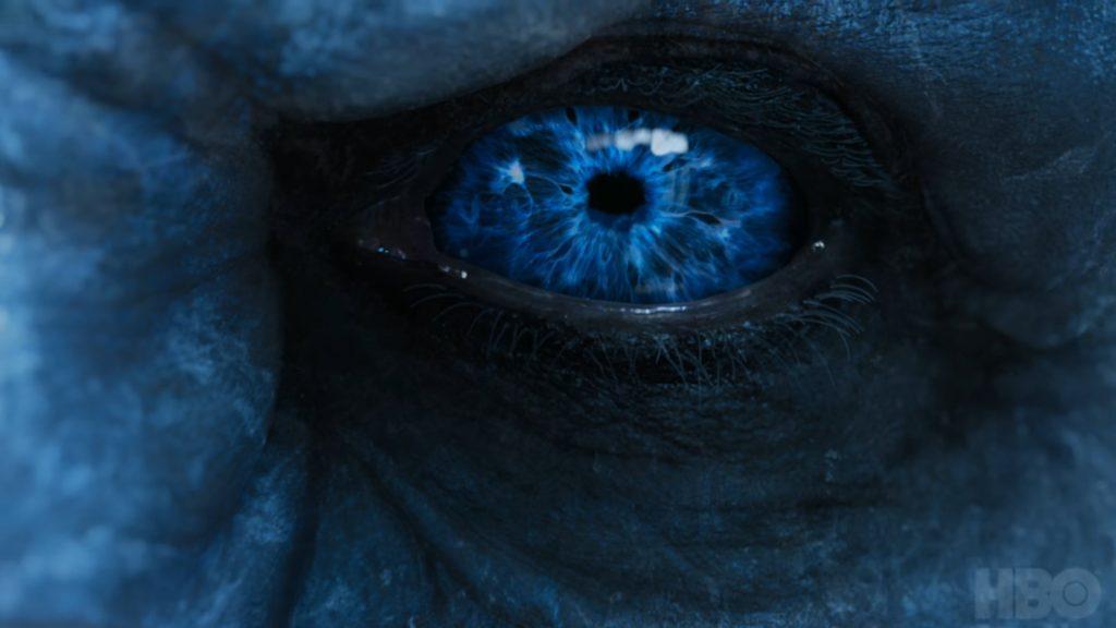 White Walker Game of Thrones Long Walk teaser