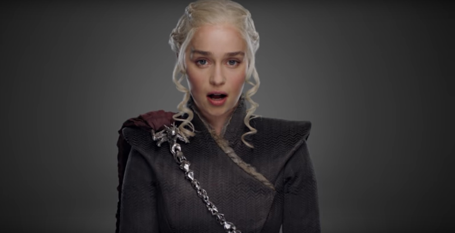 Game Of Thrones Costumes Daenerys HBO Releases 2 More Pr...