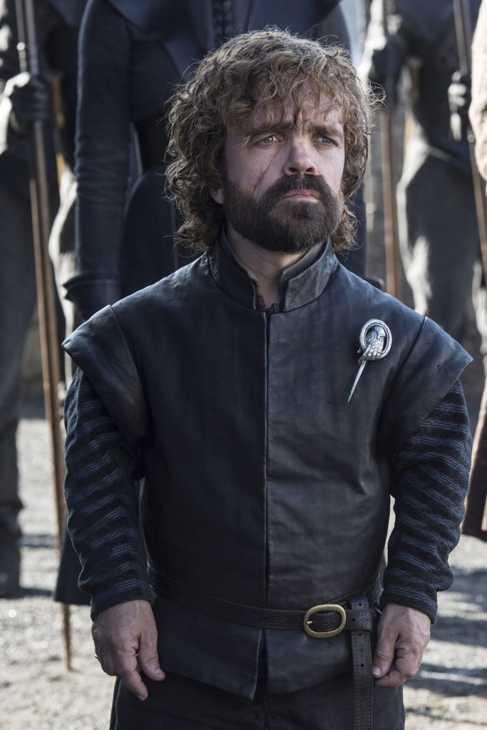 Tyrion (Peter Dinklage) and the Unsullied / Photo: Helen Sloan/HBO