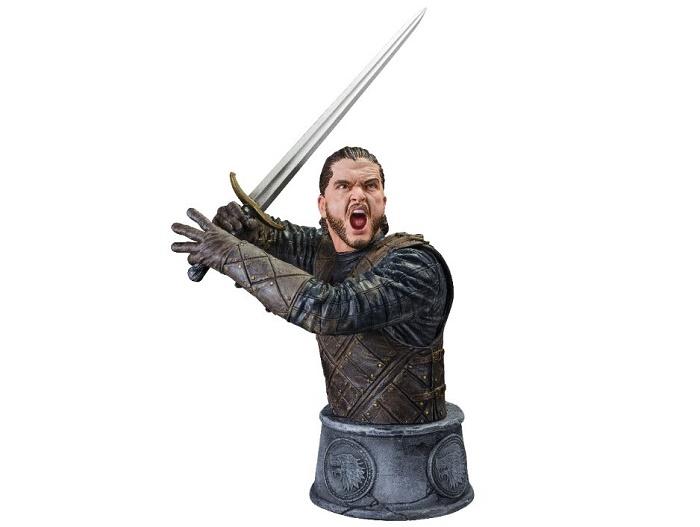 Jon Snow statue