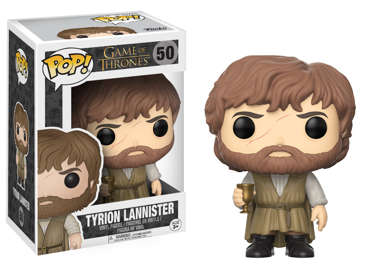 Game of Thrones Funko Pop Tyrion Lannister