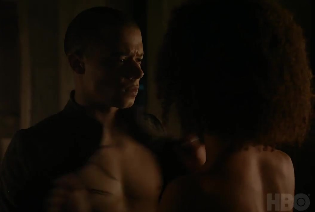 Grey Worm Missandei sex