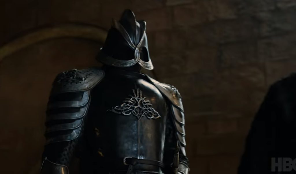 Mountain new armor