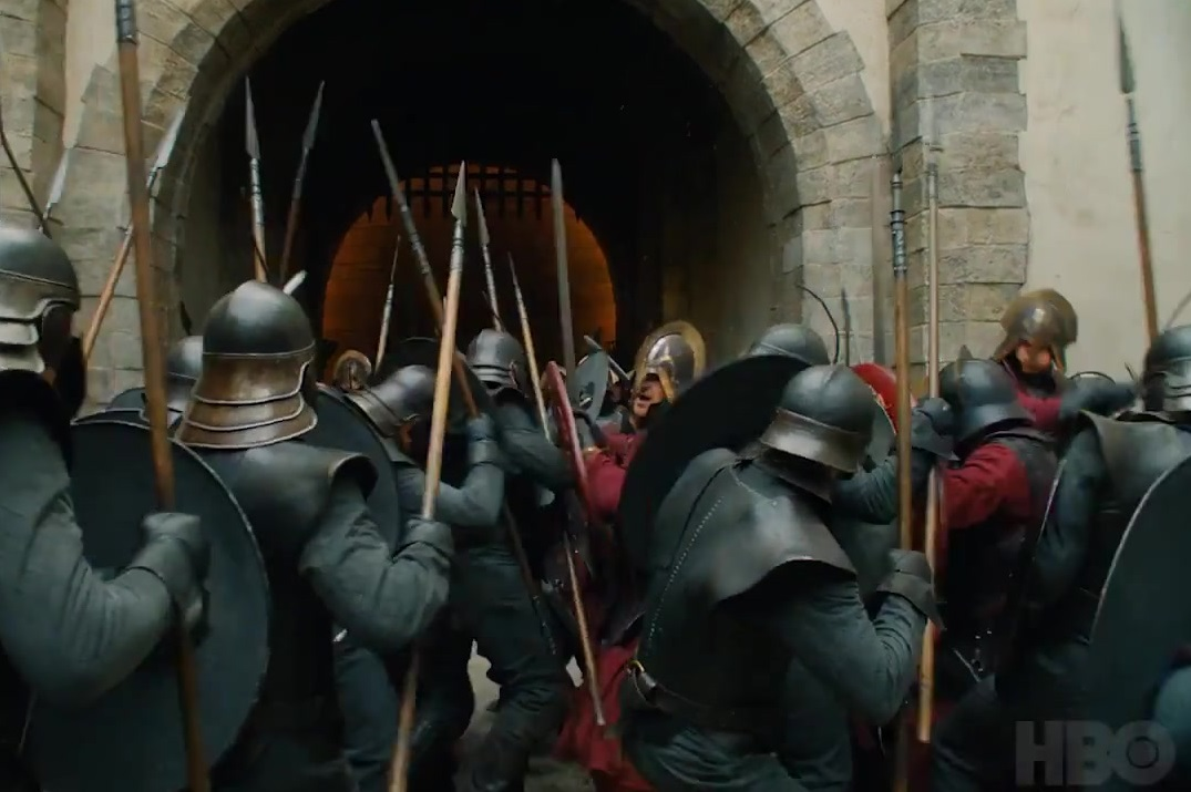 Unsullied Lannisters