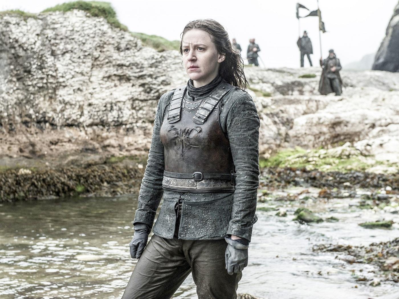 Yara Greyjoy on Game of Thrones