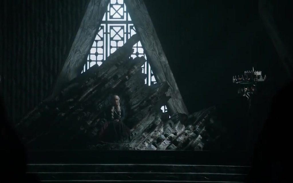 dany throne room