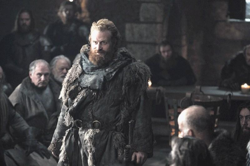 Kristofer Hivju as Tormund. Photo: HBO / Helen Sloan