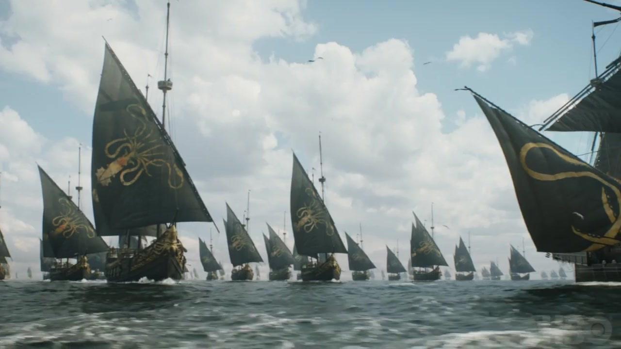 32 greyjoy fleet