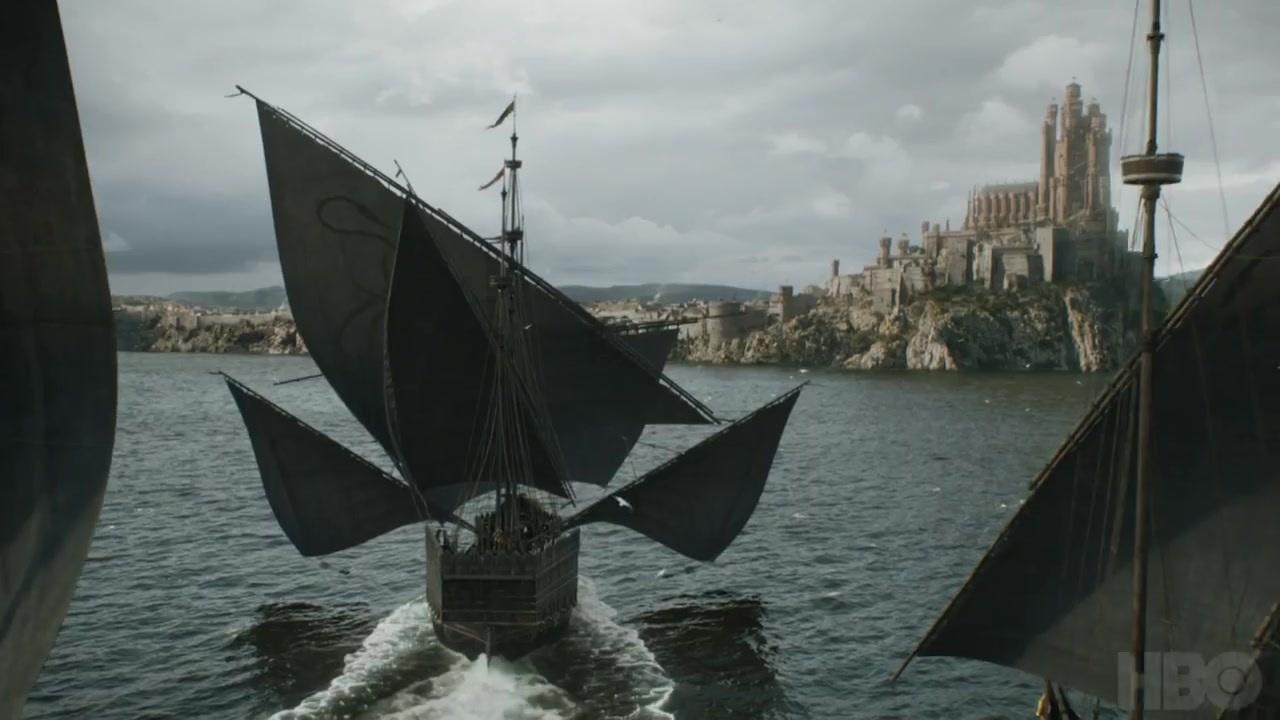 33 Greyjoy Kings Landing