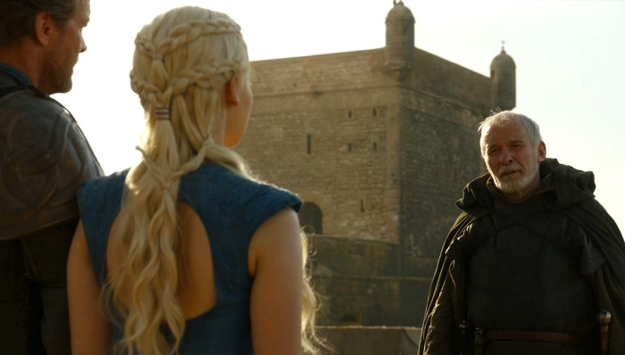 Barristan Daenerys Valar Dohaeris
