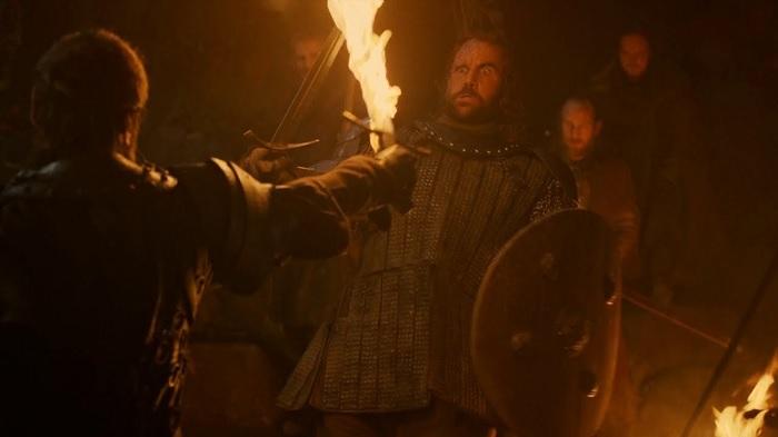 Beric versus the Hound