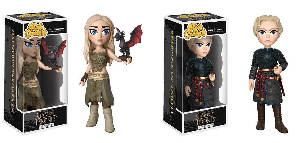 Daenerys Brienne Rock Candy figure