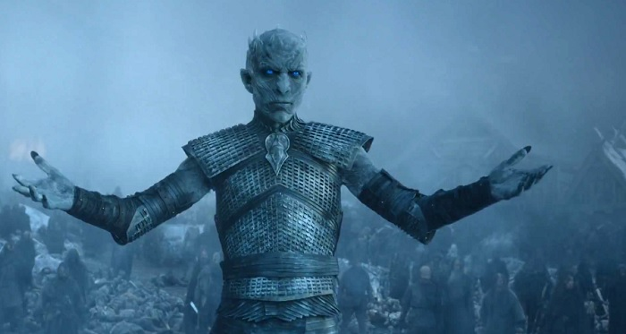 Night King at Hardhome