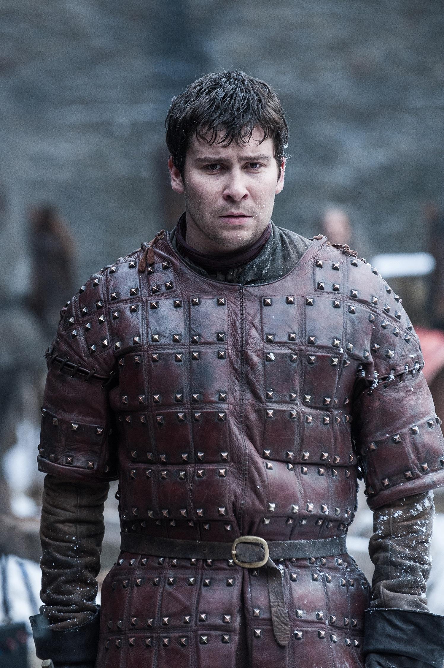 Daniel Portman as Podrick Payne in Winterfell. Photo: HBO