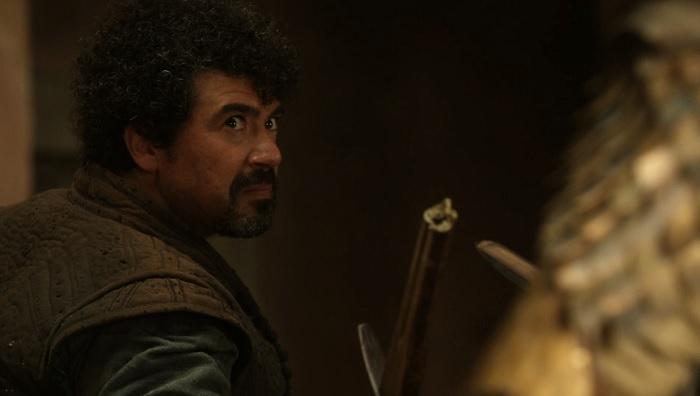 Syrio Forel Fight