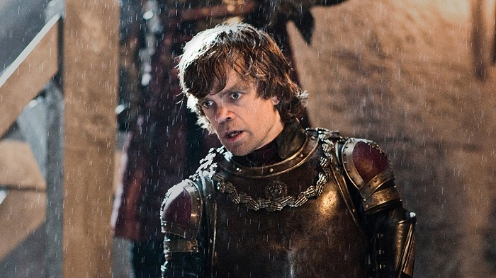 Tyrion in Blackwater