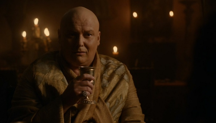 Varys and Tyrion discuss riddles