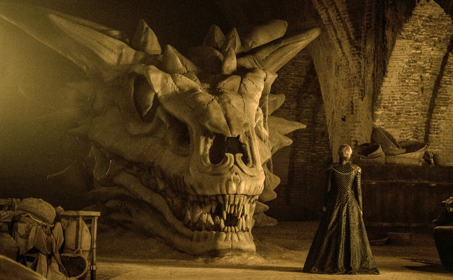 Witness The Creation Of The Dragon Skull For Stormborn And The Evolution Of Dragon Vfx From Season 1 To 7 Watchers On The Wall A Game Of Thrones Community For Dragon skull, russell dongjun lu. dragon skull for stormborn