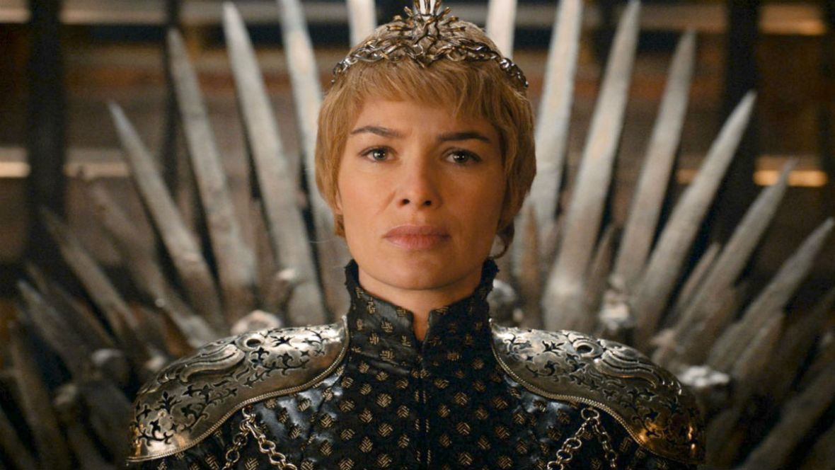 Cersei Lannister on Game of Thrones