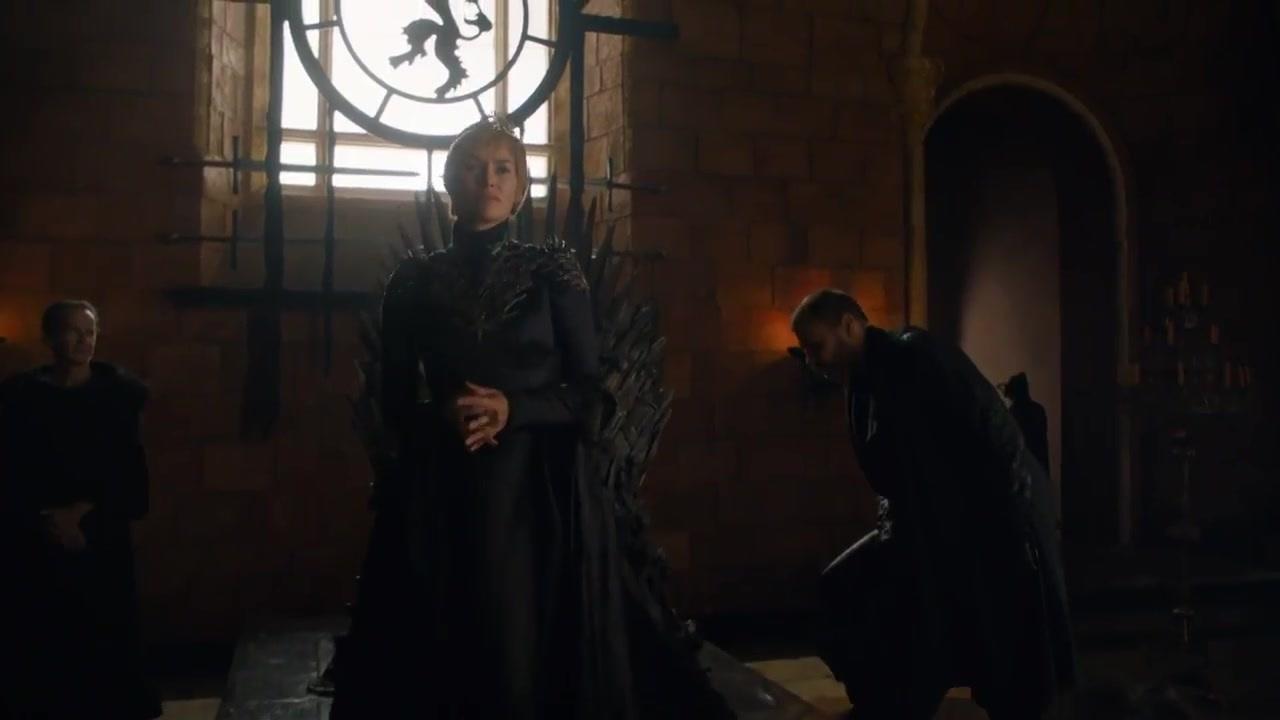 Cersei with Euron