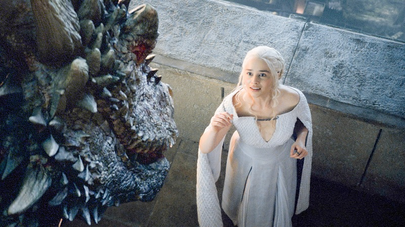 Daenerys Drogon