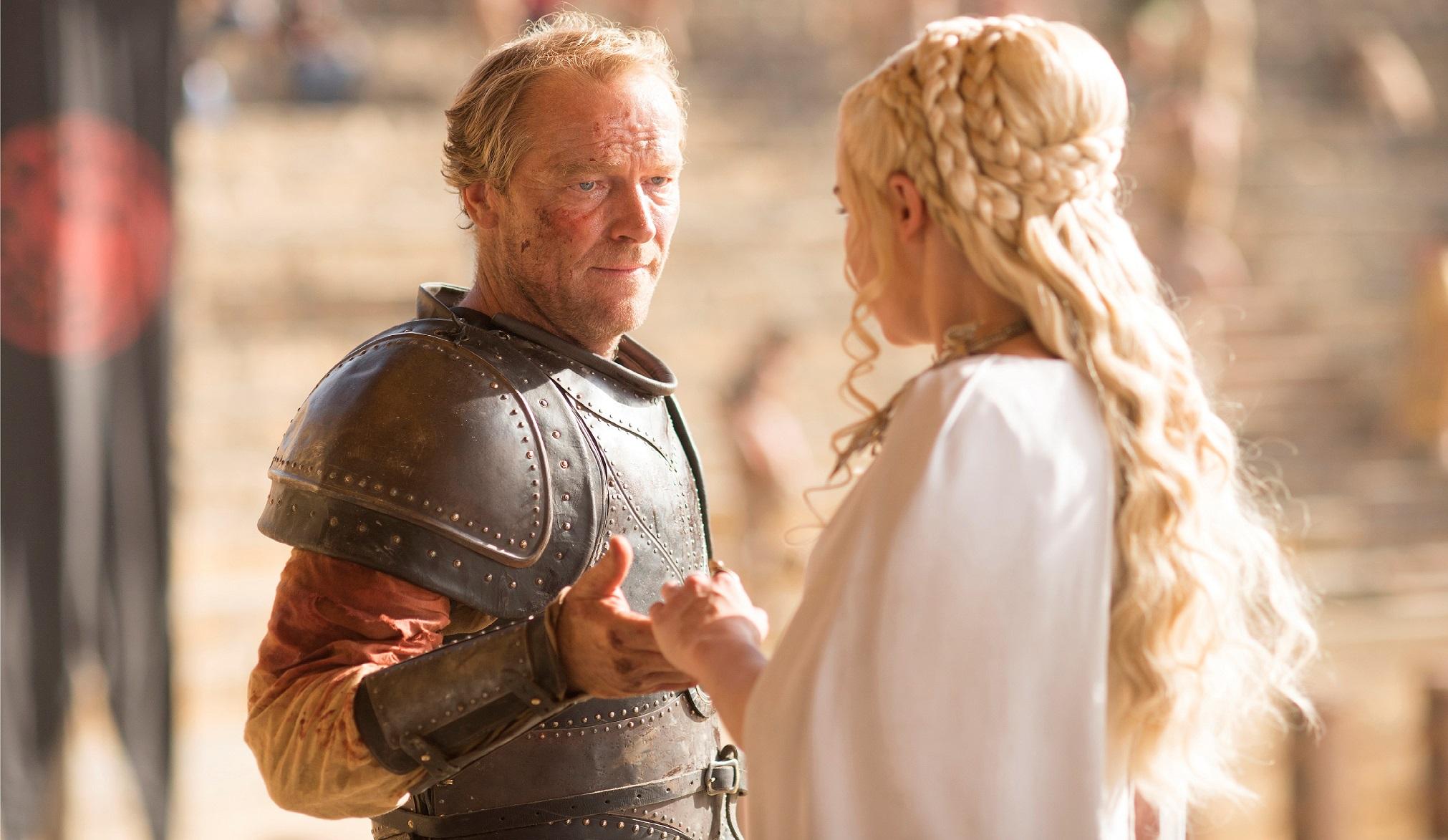 Daenerys Jorah Dance of Dragons