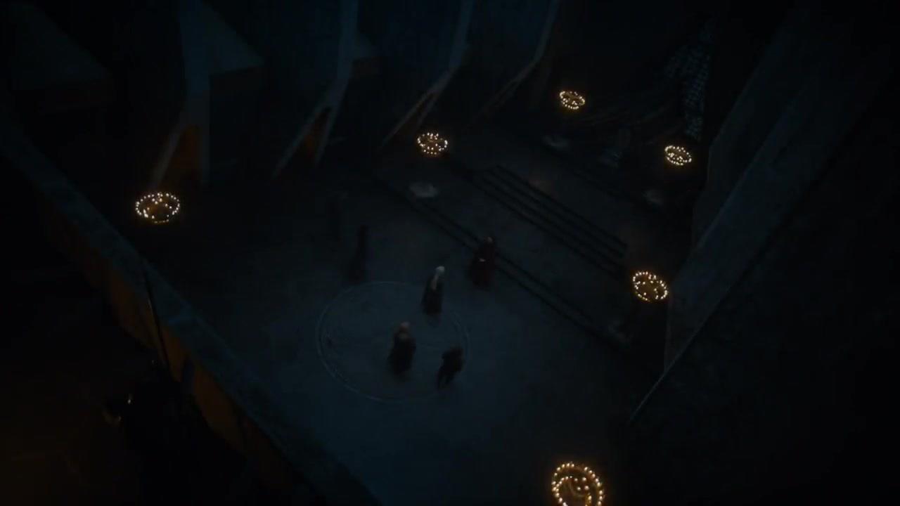 Daenerys and friends