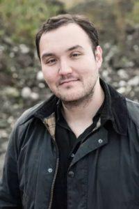 GoT writer Dave Hill