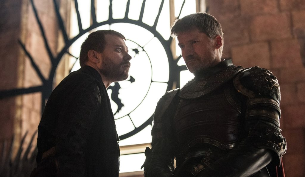 Euron and Jaime the Queen's Justice