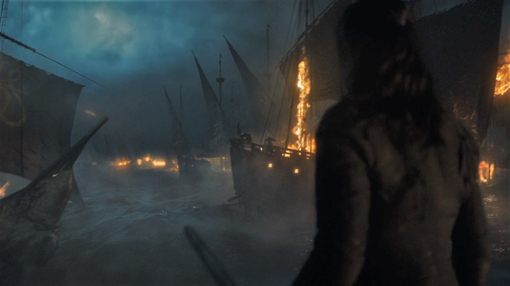 Fleet Greyjoy Sea Battle 7x02 (6)