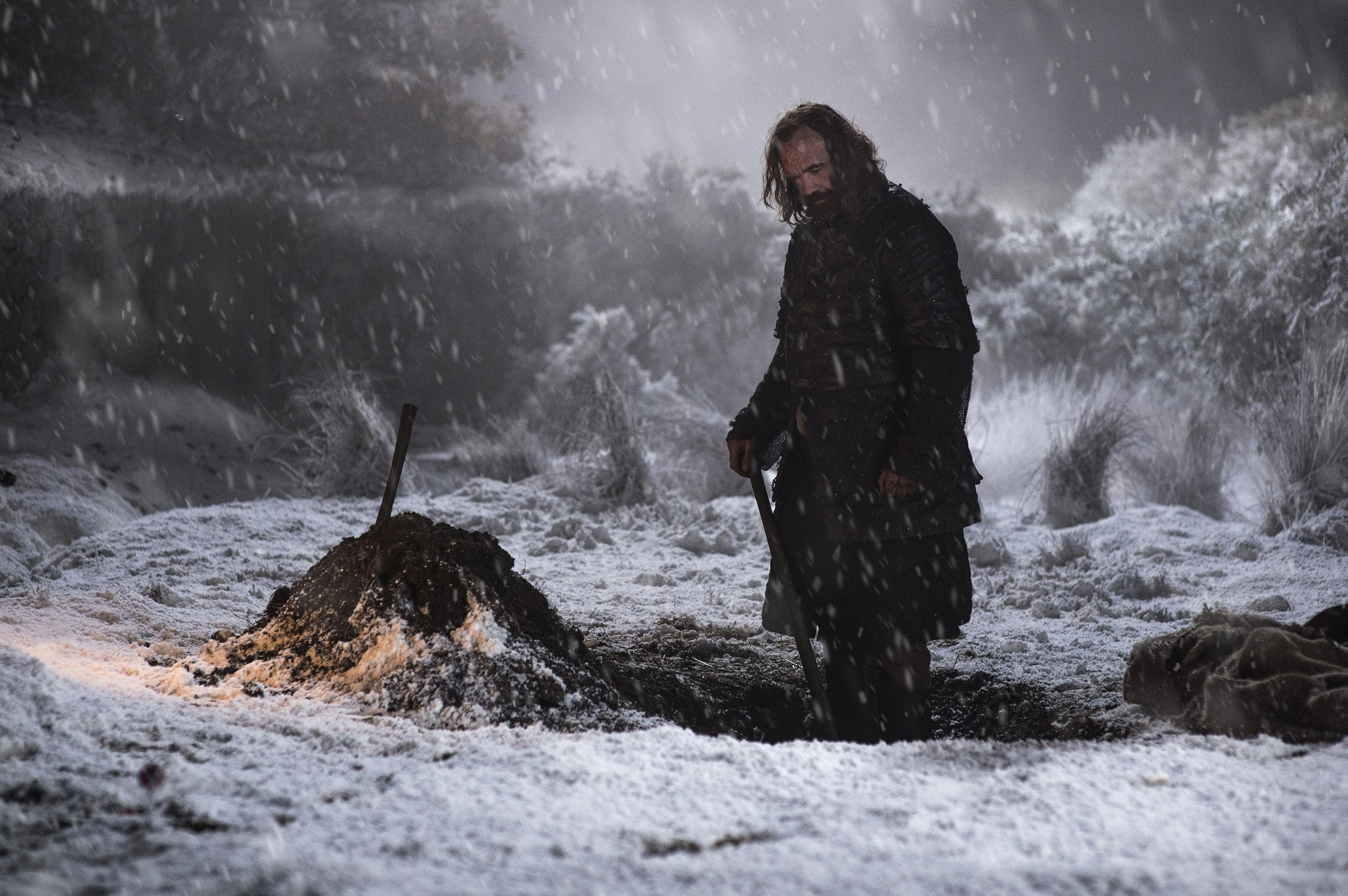"Rory McCann as Sandor ""The Hound"" Clegane – Photo: Helen Sloan/HBO"