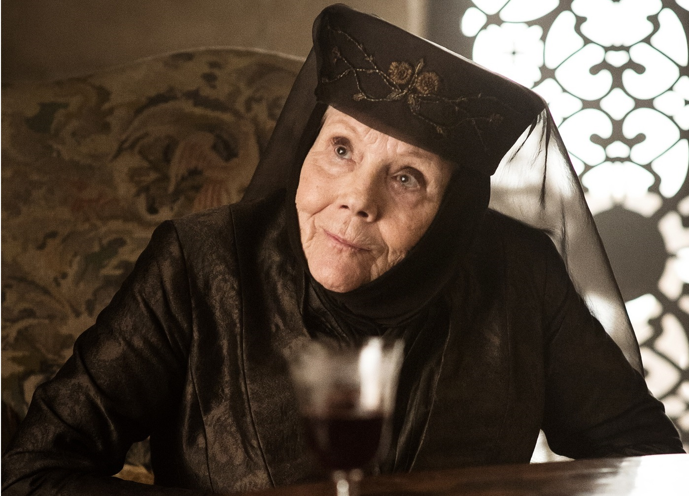 Olenna Tyrell The Queen's Justice