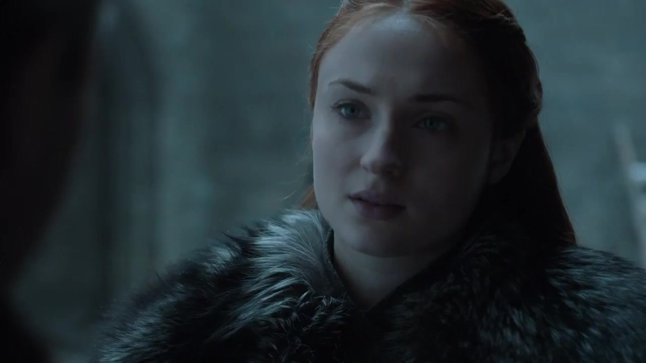Sansa listening