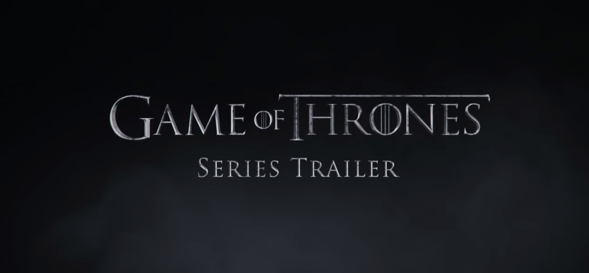 Game of Thrones HBO Series Trailer
