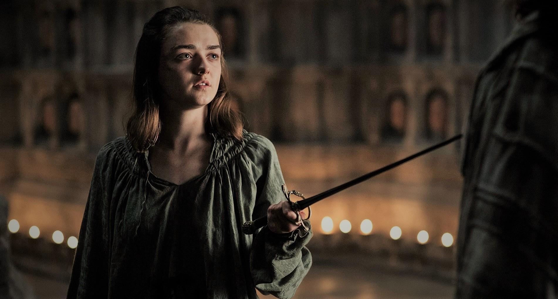Arya, No One, 608