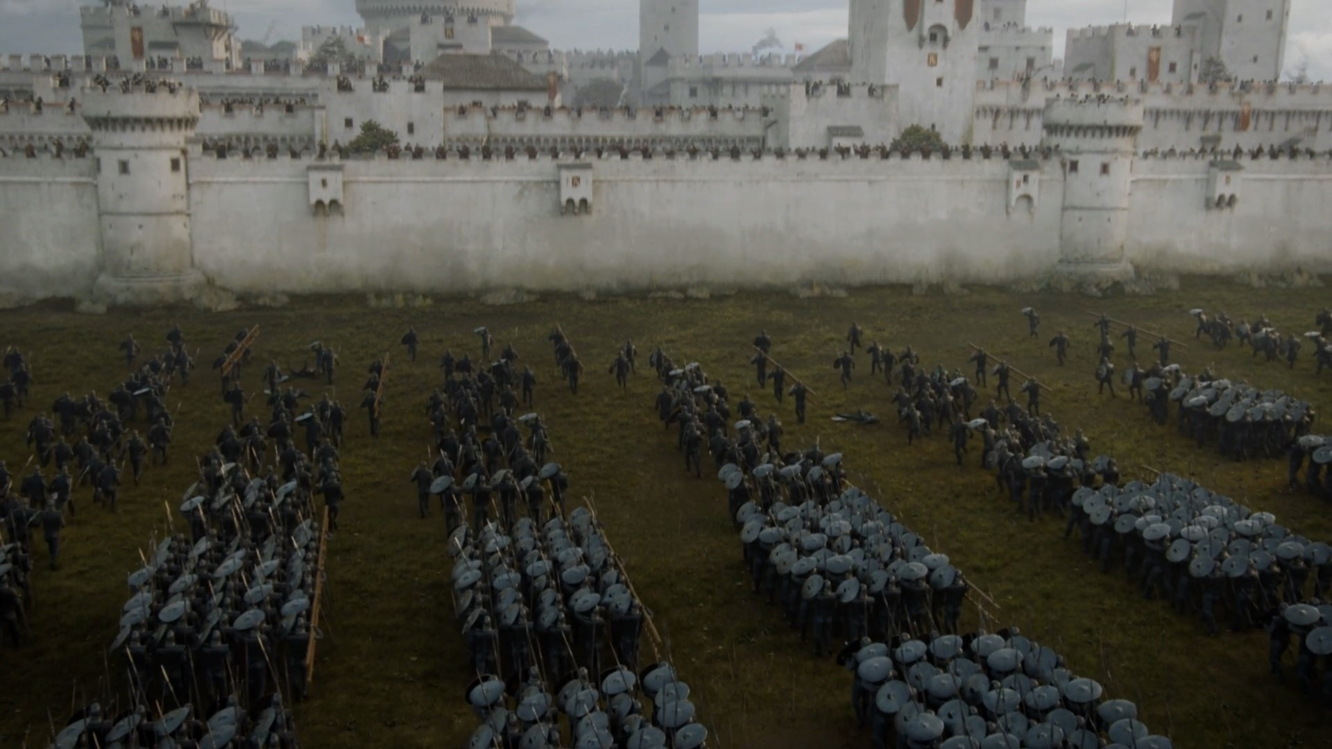 Casterly Rock Unsullied 703 Season 7 A Queen's Justice