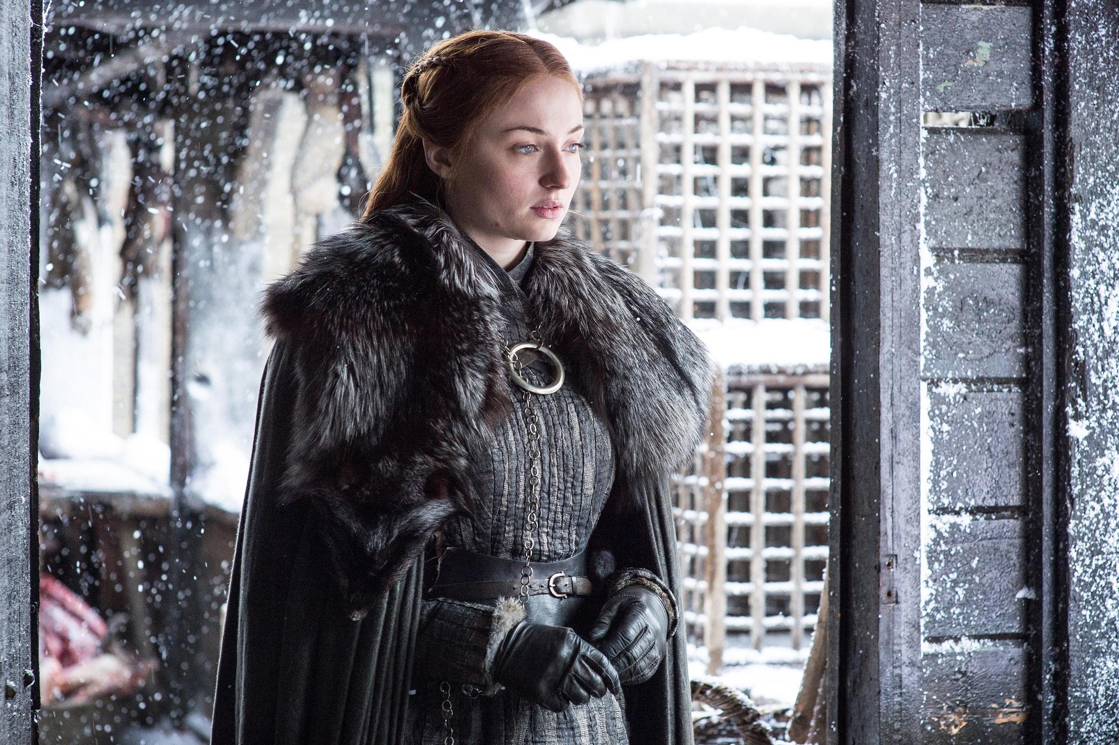 706 - Winterfell - Sansa 1